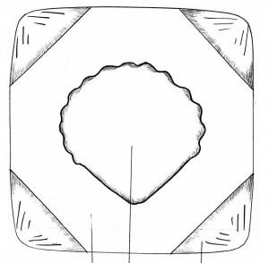 Inventos patentes - Plato para vieiras-1