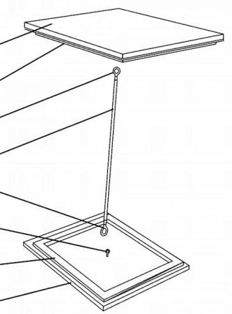 inventos patentes - cajon flamenco plegable-3
