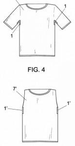 Inventos-patentes-Protector sudor axilas