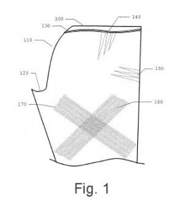 Inventos - patentes - Prenda de vestir levanta gluteos - 1