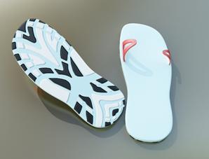 sandalias dos