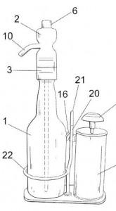 Inventos patentes marcas - Escanciador sidra ecologico-2